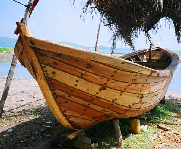 Quy Nhon Double-Ended Row Boat